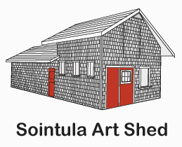 Sointula Art Shed