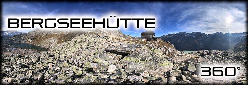 Bergseehütte - Oktober 2018