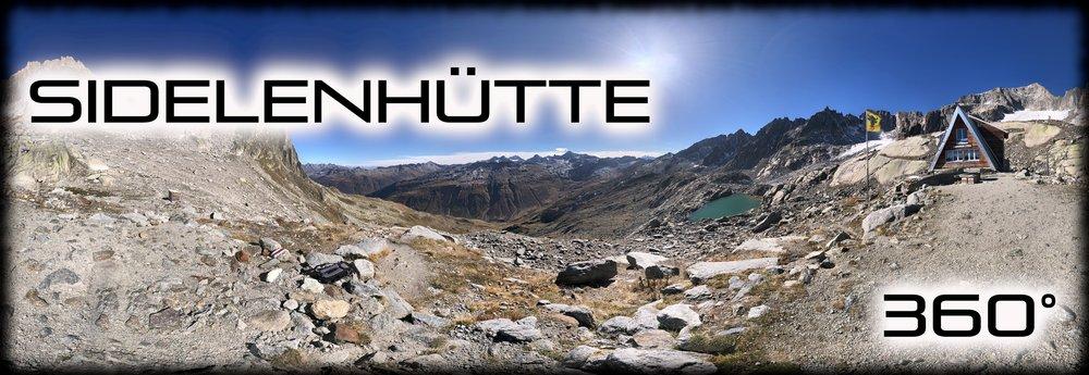 Sidelenhütte - Oktober 2018