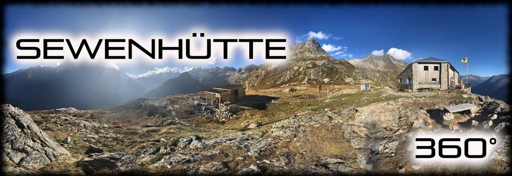 Sewenhütte - September 2018