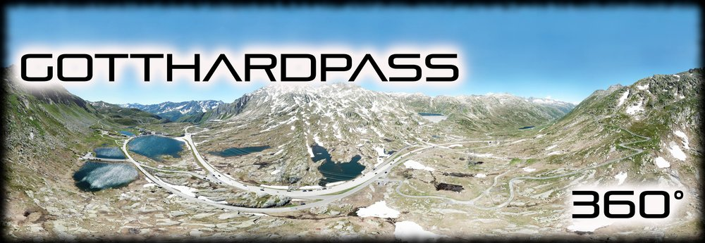Gotthardpass - Juni 2018