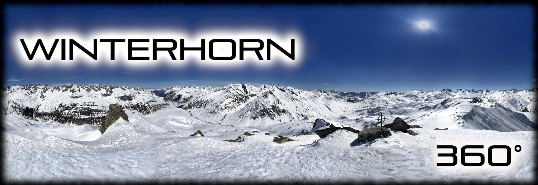winterhorn panorama