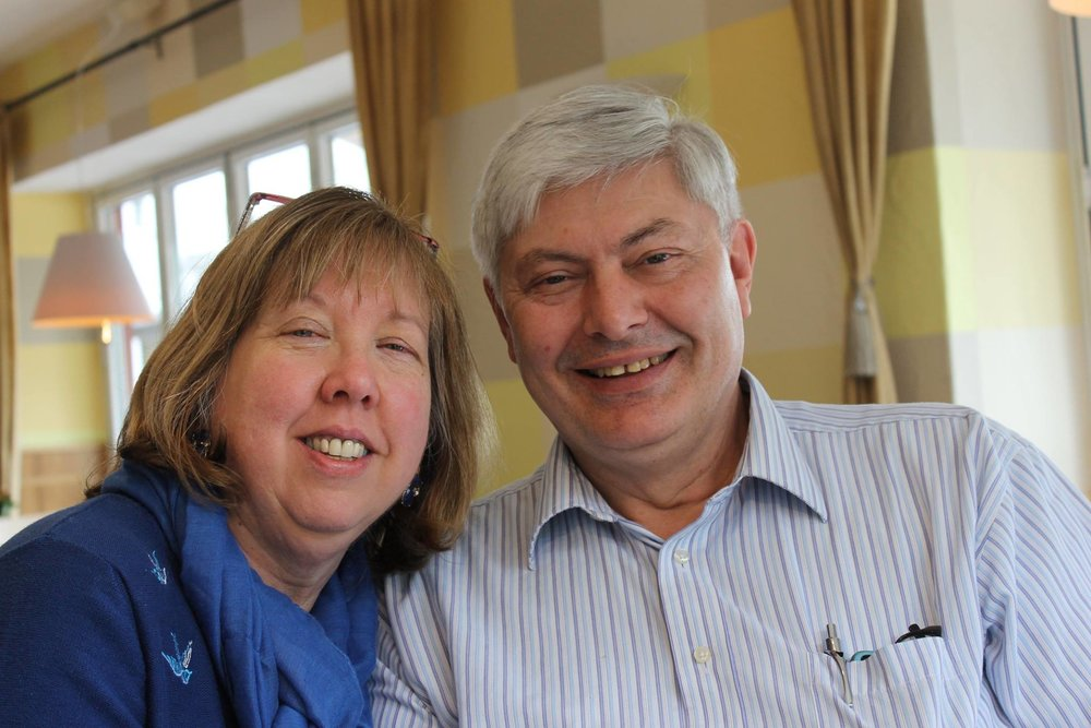 Ted and Becky Fletchall - Missionaries to Germany