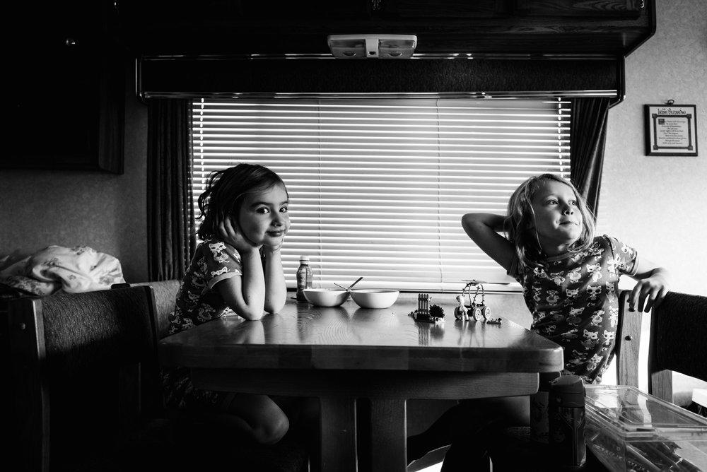 Black and white edit.