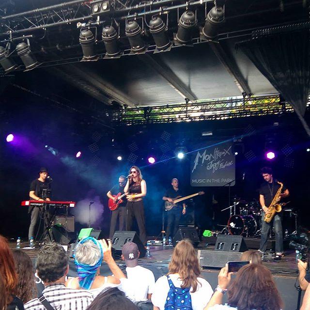 Rhapsody Productions est au Montreux Jazz Festival et va à la rencontre des nouveaux talents  #music #jazz #montreuxjazzfestival #montreux  #switzerland