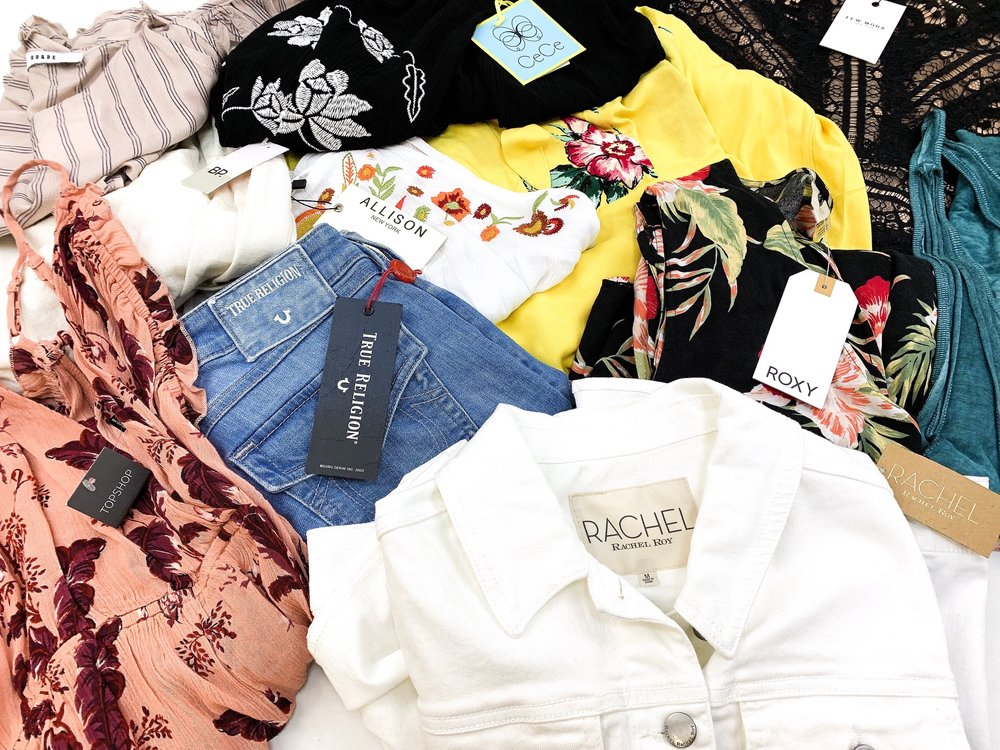 What We Do - We offer assorted and manifested bundles of overstock, shelf-pulls and liquidations. We carry a huge inventory of trendy, fashionable styles and brands at prices you won't find anywhere else!