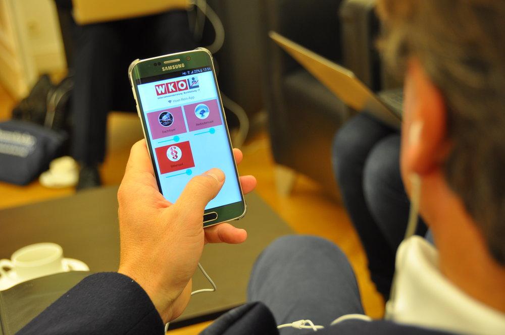 UBIT Congress App | © auXala