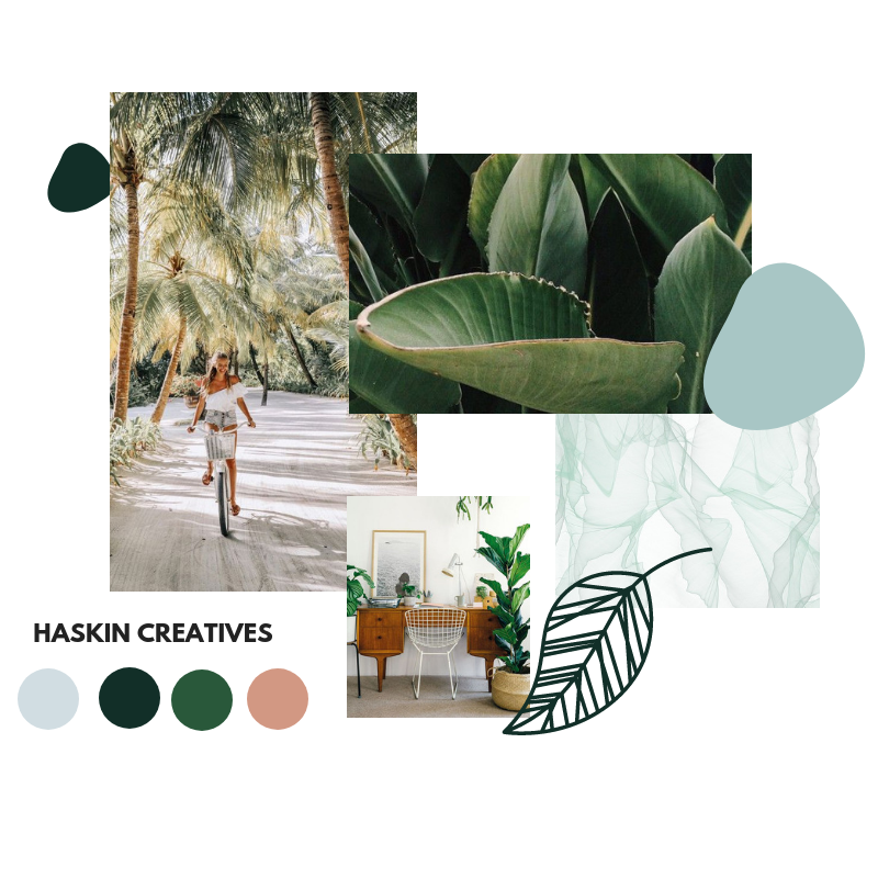 Haskin Creatives Mood Board