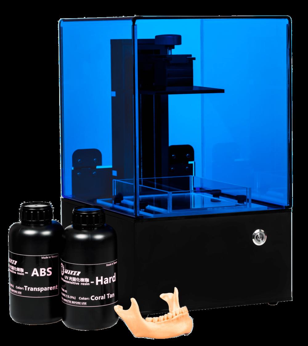 OMaker 3D列印機機器完整規格