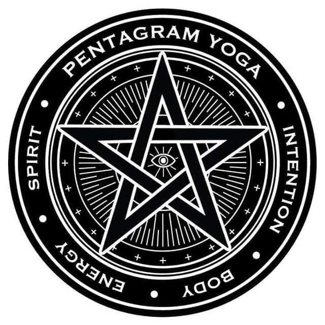 New⛤Pentagram Yoga⛧ website made live today! (link in bio) Next workshop April 27-28 @yogaelements 2019 workshops now being scheduled in #sydney🇦🇺 #busan🇰🇷 #israel🇮🇱 #dubai🇦🇪 #prague🇨🇿 #bratislava🇸🇰 and #osaka🇯🇵 ⛤Pentagram Yoga combines the focus of ritual magick with the energetic power of the body through yoga practice.⛤ We  bring intention, body, energy and spirit together to strengthen your body, create meaningful shifts in your life and return you home to yourself.  If you would like to know more, host a workshop in your city or have one-to-one sessions via Skype, check the website and send me a DM! #yogapentagram #magick #mindbody #intention #ritual #pentagramyoga #pentagram