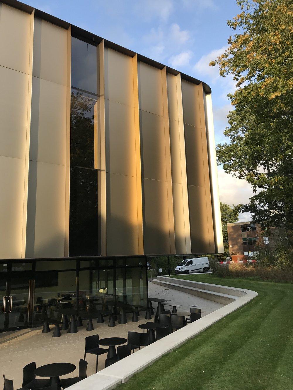 Sibson Building RIBA Award Winner 2018