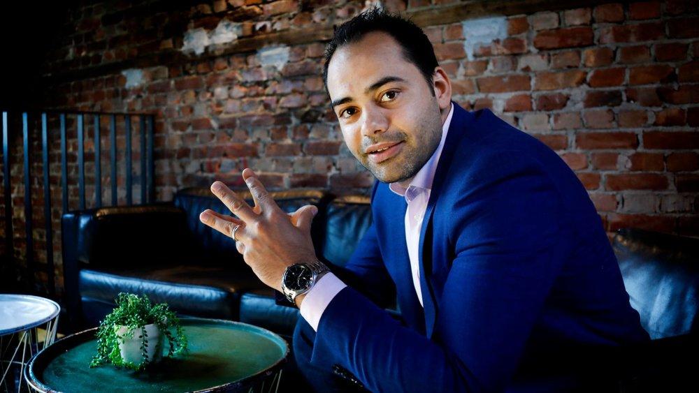 Aiman Shaqura - Founder og Prosjektleder