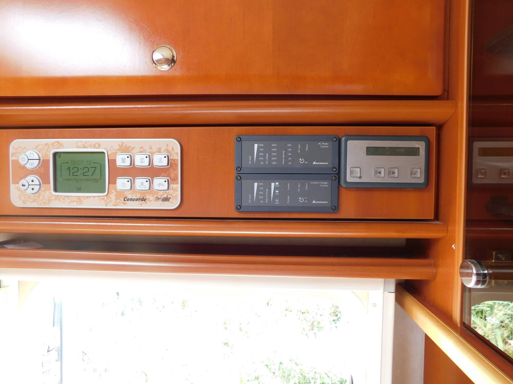 Concorde Cruiser 891m with Only 26,445 Miles on the Clock 12.JPG