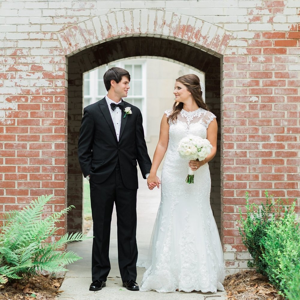 Macon, Georgia Wedding Photographer