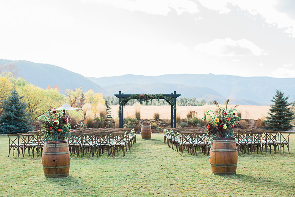 Crooked Willow Farms Wedding