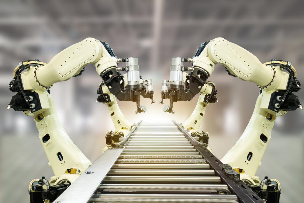 ARTICULATION ROBOT