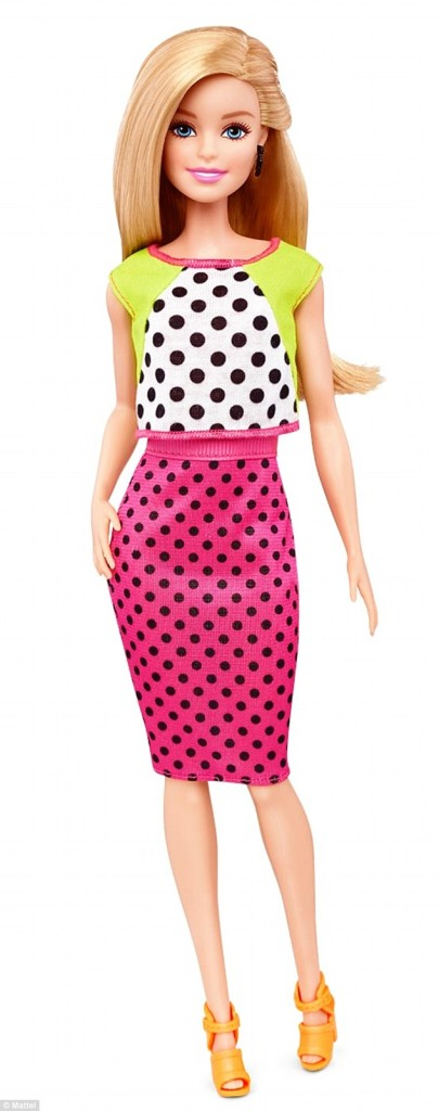Don't fret; for those who still love the original Barbie, the Queen Bee will still be available...she's not going anywhere!