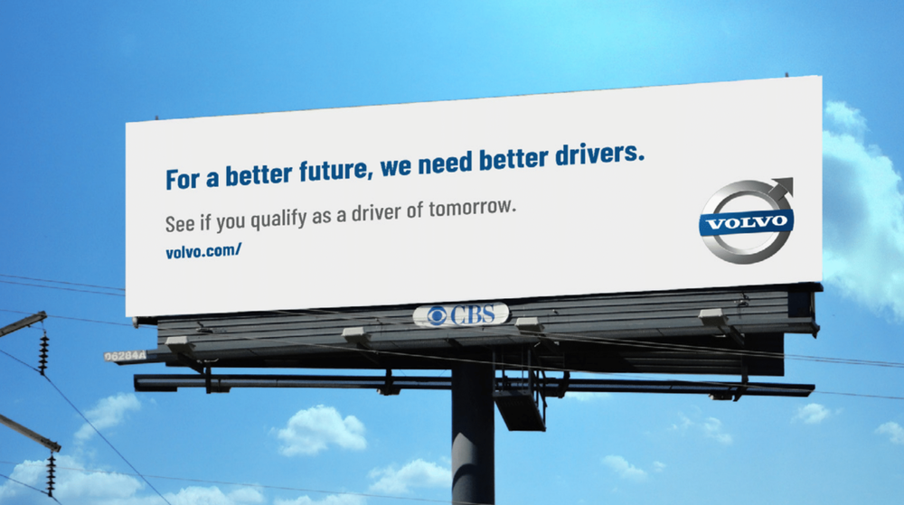 SILVER | DRIVERS OF TOMORROW   Brief 3 (November): Shift the perception of self-driving cars. View the full idea  here