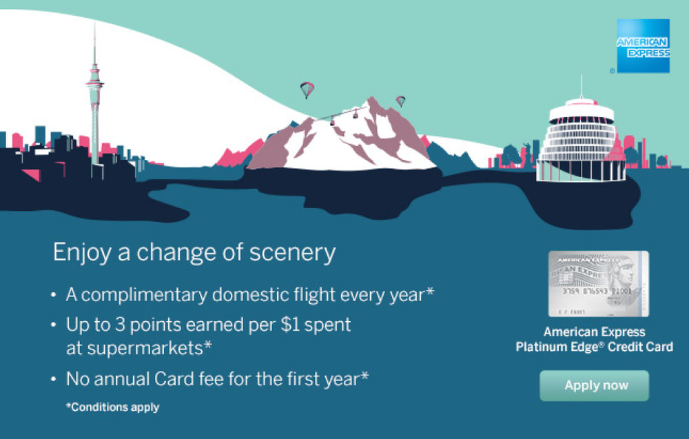 PLATINUM EDGE CREDIT CARD - DIGITAL CAMPAIGN LAUNCH