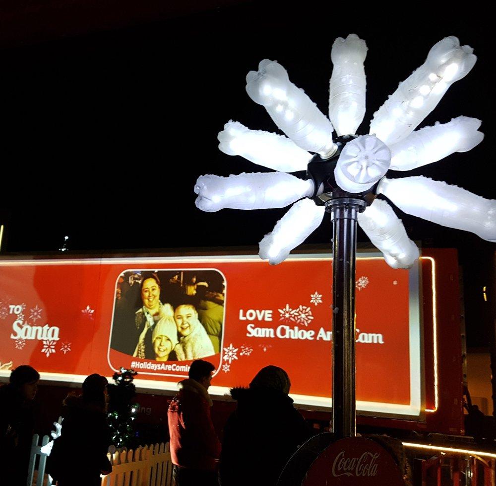 Coca-Cola Truck Tour - 2017
