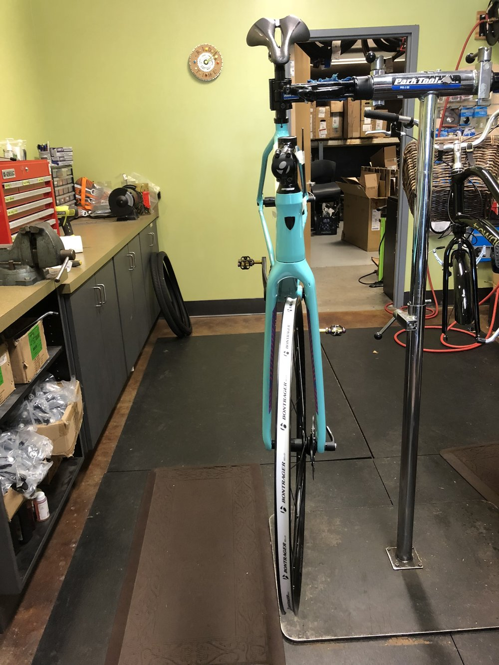 Trek Crockett Frameset