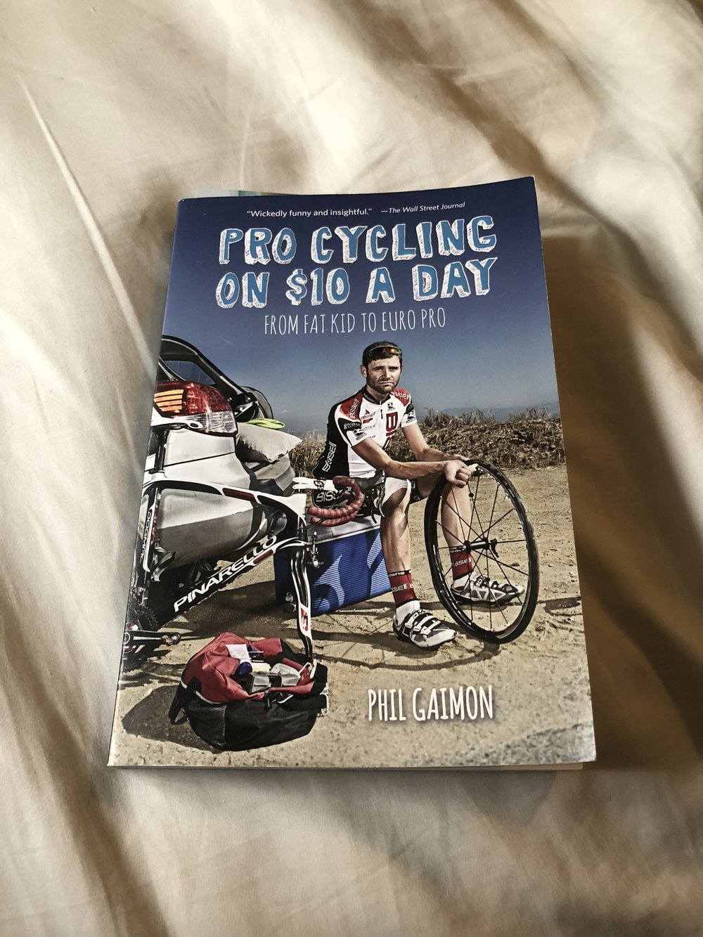 Pro Cycling on $10 a Day Phil Gaimon