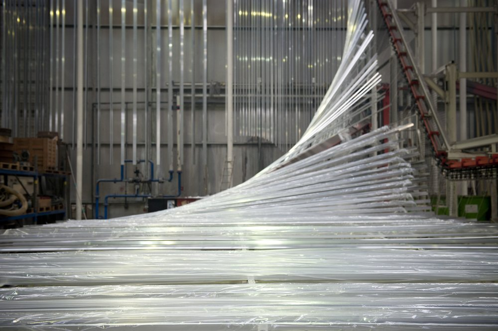 Transparante verpakkingsfolie