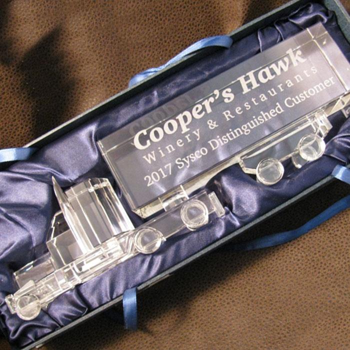 custom award engraving