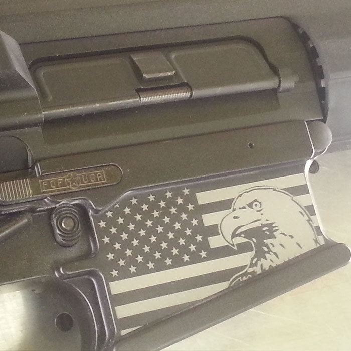 firearm engraving - Stock Engraving, Barrel Engraving, Slide Engraving, Grip Engraving, AND MORE!