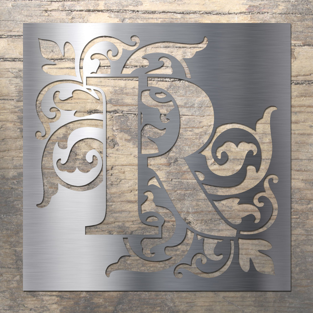 southern steel - Laser Cut Stainless Steel Wall ArtCustom Options Available!