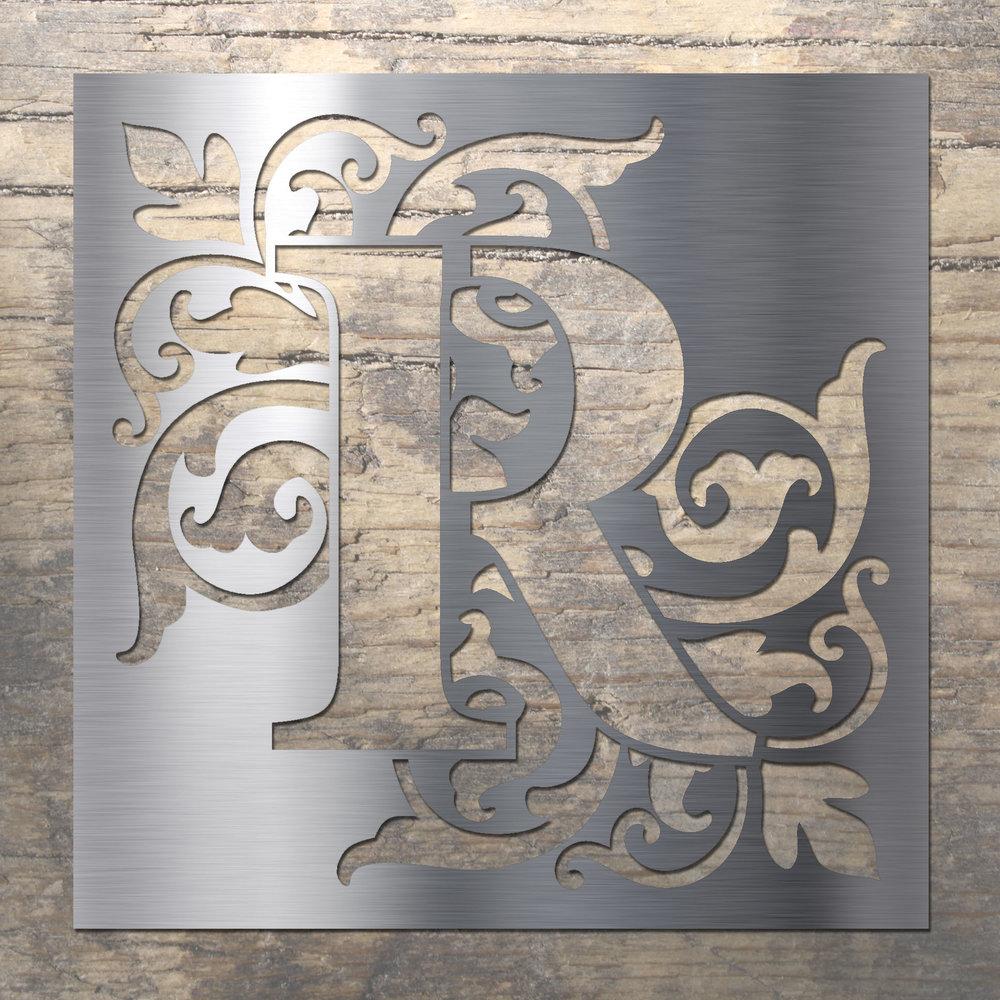 southern steel - laser cut wall art
