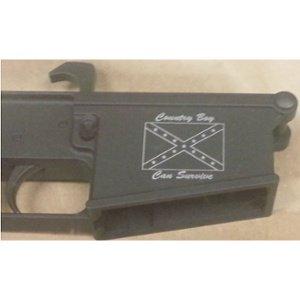 firearm engraving - custom gun engraving