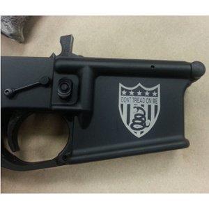 firearm engraving - personalized gun engraving