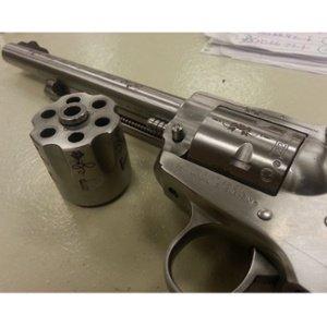 firearm engraving - custom pistol decoration and engraving