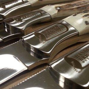 firearm engraving - branding knife engraving