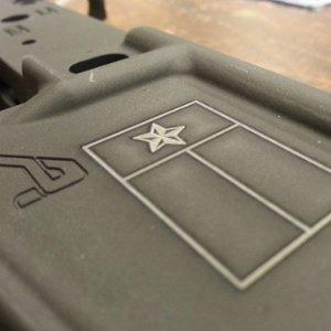 firearm engraving - personalized gun