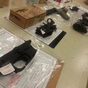 firearm engraving - custom marking and engraving
