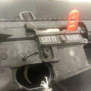 firearm engraving - gun personalization