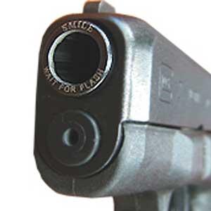 firearm engraving - custom engraved muzzle