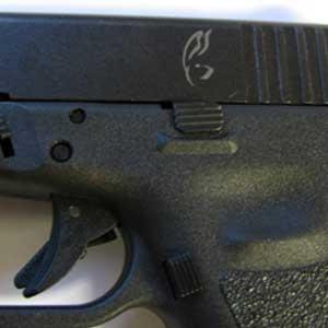 firearm engraving - pistol engraving