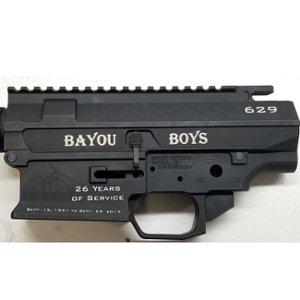 firearm engraving - weapon customization