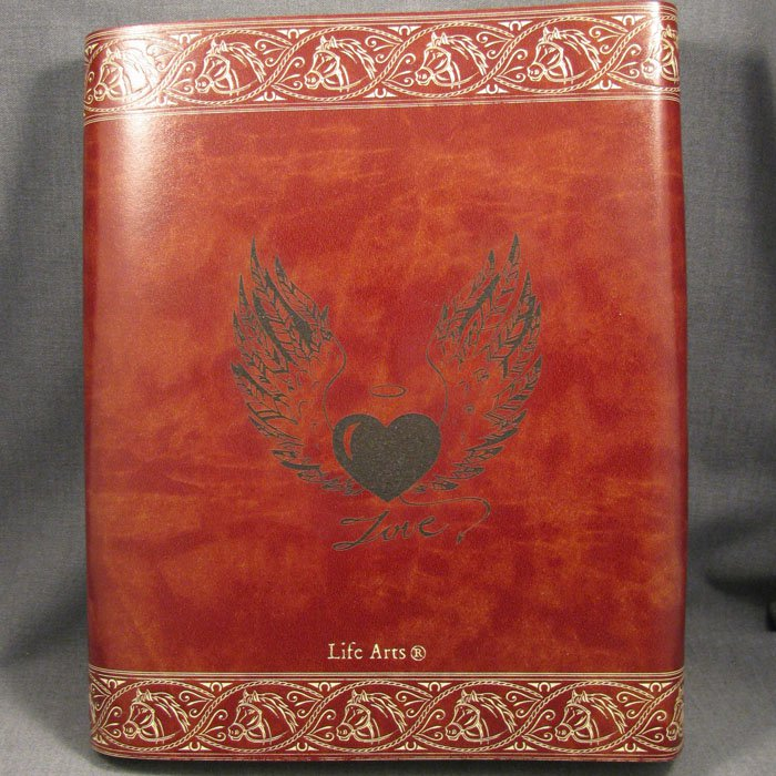 personalized custom engraved leather journal