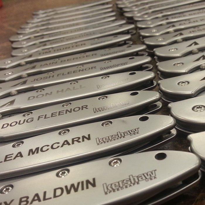 custom personalized pocket knives