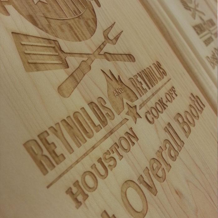 Custom Engraving -