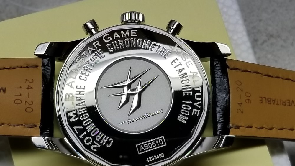 Copy of Houston Astros Watch - Engraved Watch - Personalized Watch - Watch Engraving - Jewelry Engraving - Custom Projects - Engrave It Houston