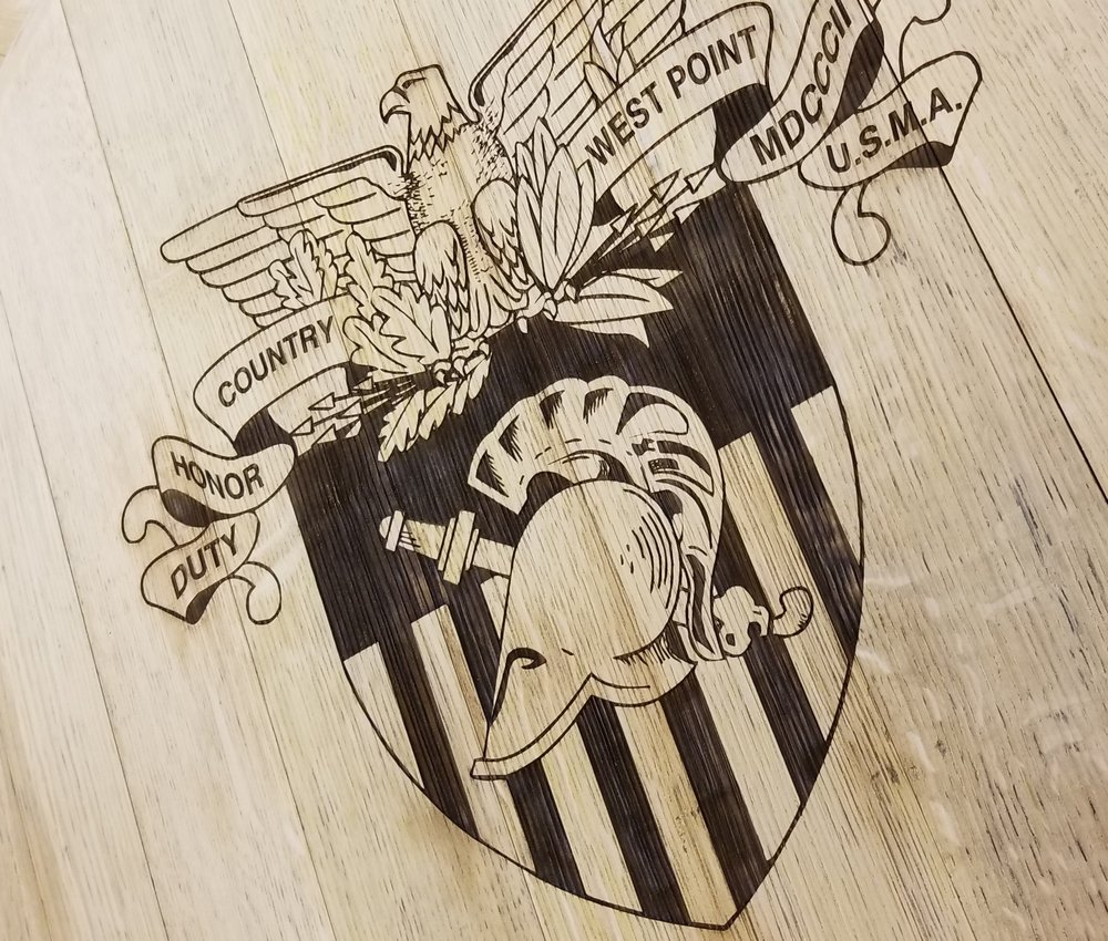 Wood Engraving - Custom Wood Burning - Custom Projects - Engrave It Houston