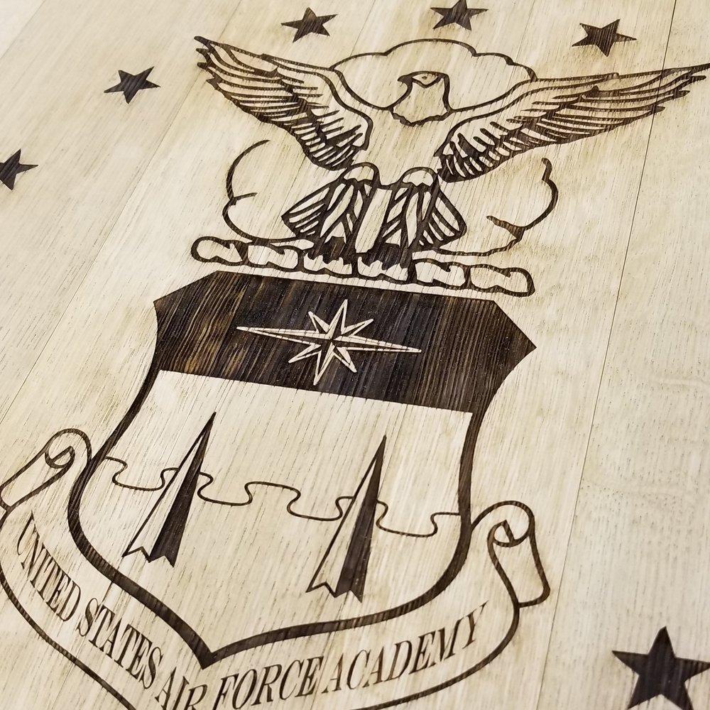 Copy of Wood Engraving - Custom Wood Burning - Custom Projects - Engrave It Houston