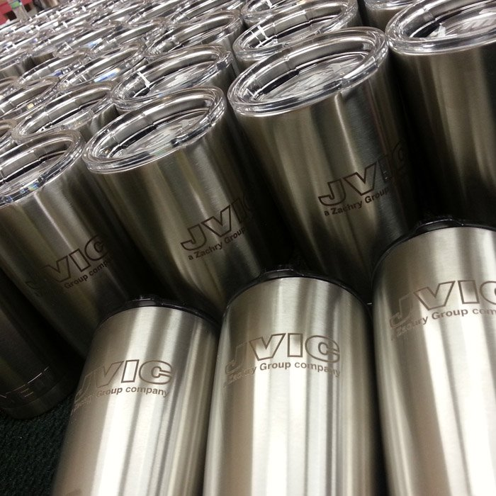 Engraved Rtic Tumbler