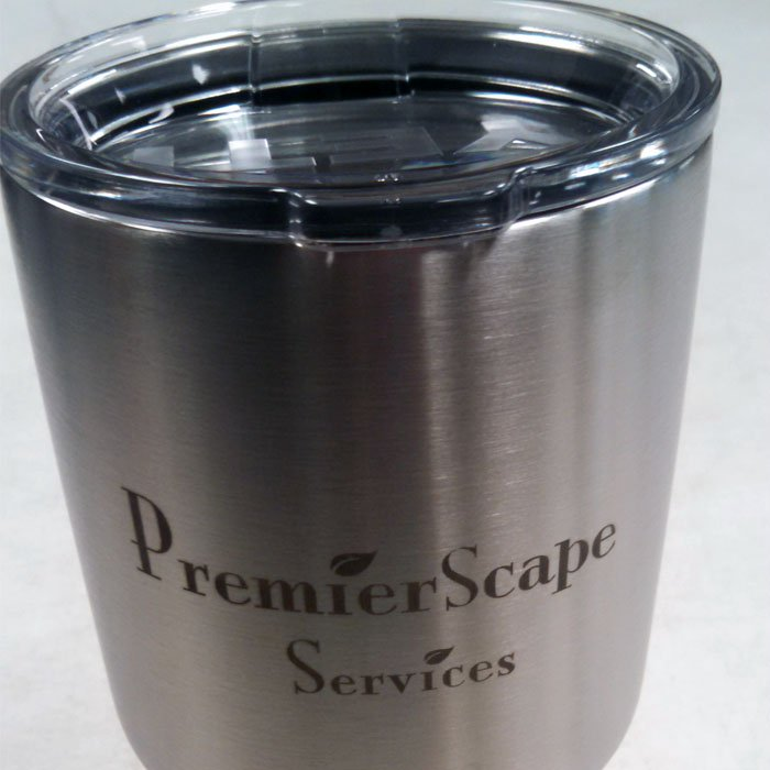 Laser Engraved Custom Yeti Cup