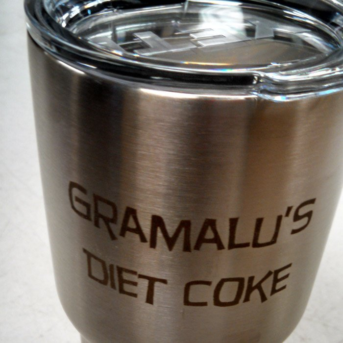 Copy of Custom Engraved Yeti Cups